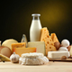 牛乳は乳製品と同じように人間に有害なのか? イメージ