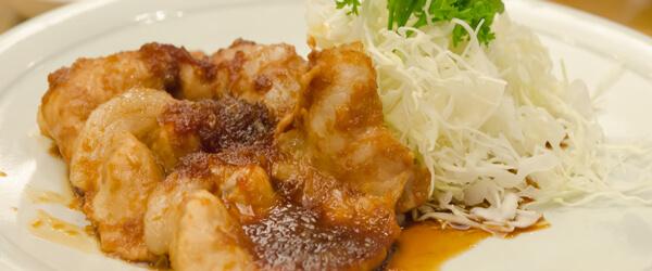 おいしく食べよう! 生姜を使った簡単レシピ