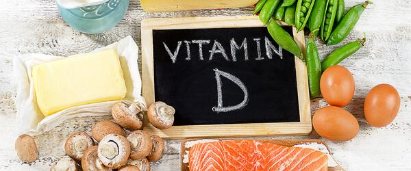 骨を丈夫にする! ビタミンDの健康効果