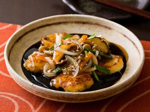 鱈と豆腐の中華風あんかけ イメージ